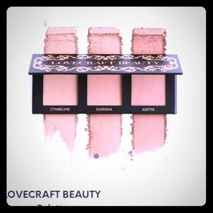 💗Lovecraft Beauty Bronzer Palette-BNIB!